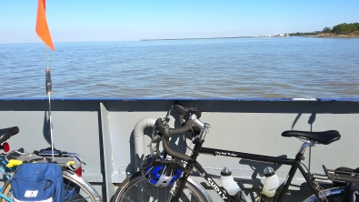 Ferry to Dauphin Island